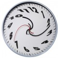 slowing-time-clock
